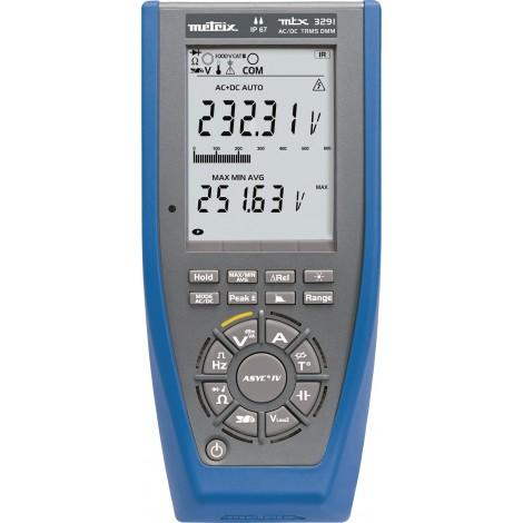 Metrix MTX3291 TRMS Digital Multimeter