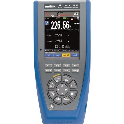 Metrix MTX3293 TRMS Digital Multimeter