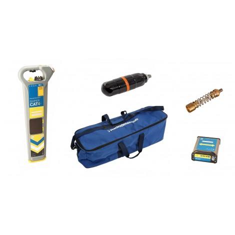 Radiodetection SuperCAT4+ Plumber's Kit