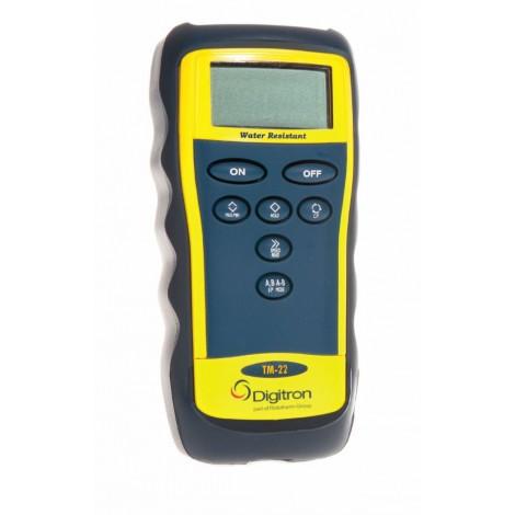 Digitron TM-22 Thermometer   Test Equipment Australia