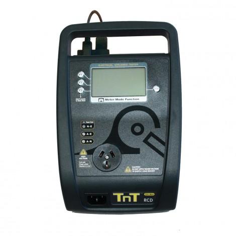 TnT-RCD PAT Tester | Test Equipment Australia