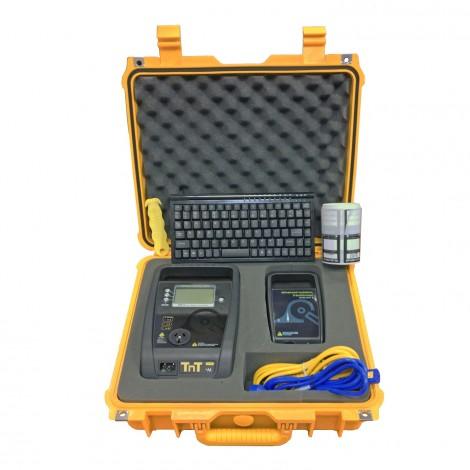 TnT+M Test and Tag Kit   Test Equipment Australia