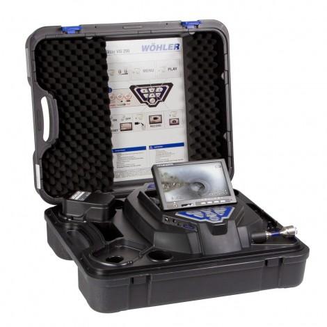 Wohler VIS 250 Basic Set Pipe Inspection Camera | Test Equipment Australia
