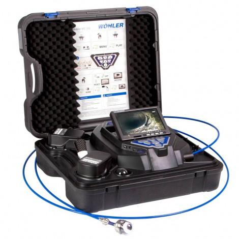Wohler VIS 350 Inspection Camera System   Test Equipment Australia