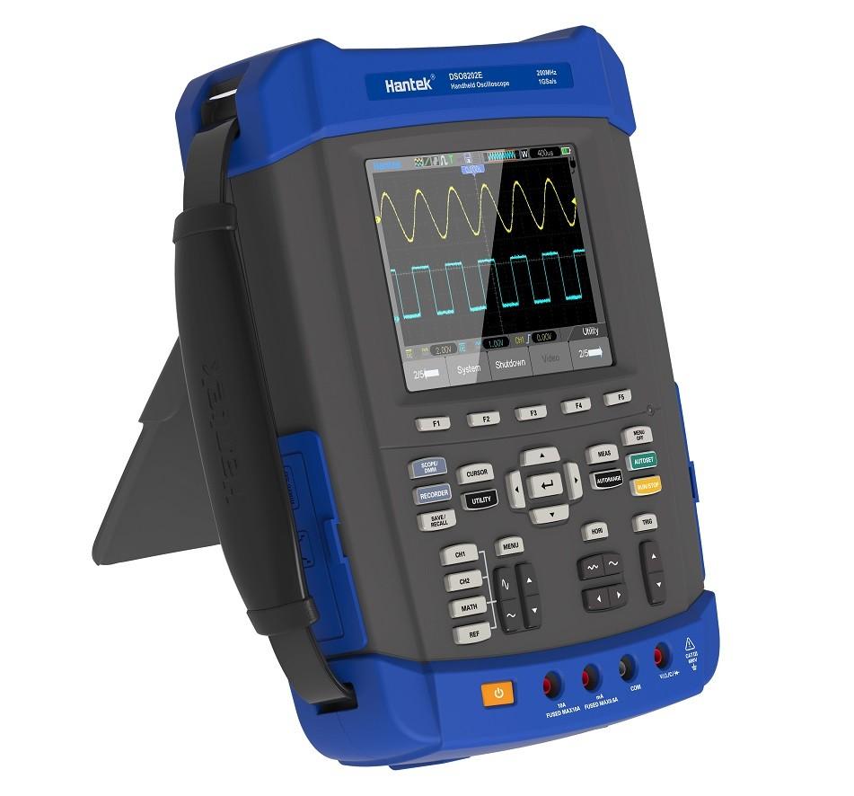 Hantek Oscilloscope Handheld : Hantek dso e channel handheld mhz oscilloscope