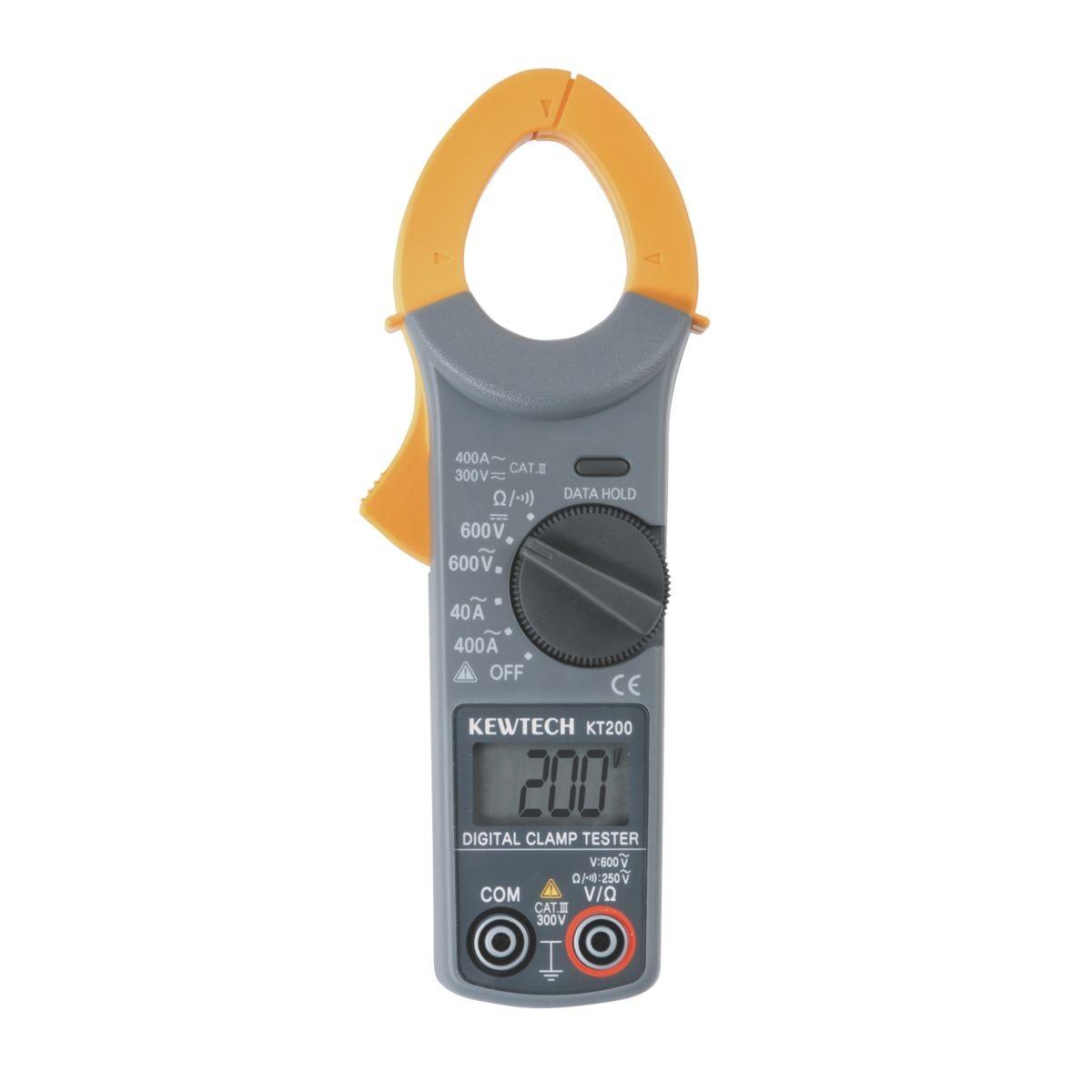 Ac Dc Digital Clamp Meter : Kyoritsu kt kewtech ac digital clamp meter test