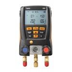 Testo 549 Digital Refrigeration Gauges | Test Equipment Australia