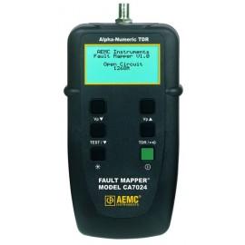 AEMC CA7024 TDR Cable Fault Locator & Length Meter