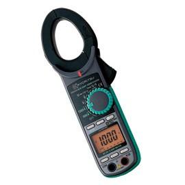 Kyoritsu 2056R 1000A True RMS Digital AC/DC CAT IV Clamp Meter