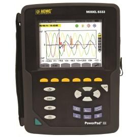 AEMC 8333 Powerpad III Power Quality Analyser