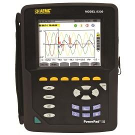 AEMC 8336 Powerpad III Power Quality Analyser