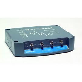Metrix MTX1054BW 4 Channel PC Oscilloscope with WiFi