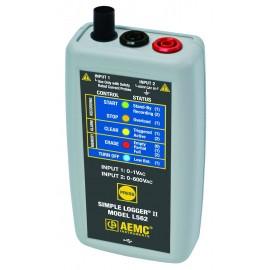 AEMC Simple Logger II L562 True RMS Current & Voltage Logger