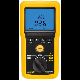 AEMC 6522 Digital Insulation Resistance Tester