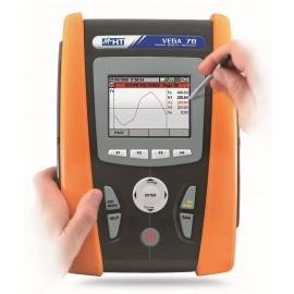 HT Italia VEGA 78 Touchscreen Power Quality Analyser