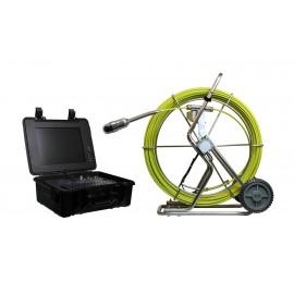 Testrix Drain & Sewer Inspection Camera CCTV System with 60m Reel & Pan/Tilt CCD Camera