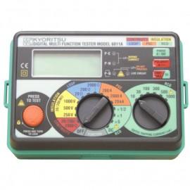 Kyoritsu 6011A Multifunction Installation Tester | Test Equipment Austrralia