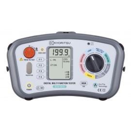 Kyoritsu 6016 10 in 1 Digital Multifunction Tester