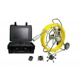Testrix TX-60MF Manual Focus 60 Metre Sewer & Drain Inspection Camera | Test Equipment Australia