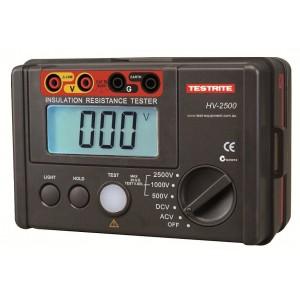 Testrite HV-2500 2.5kV Digital Insulation Tester