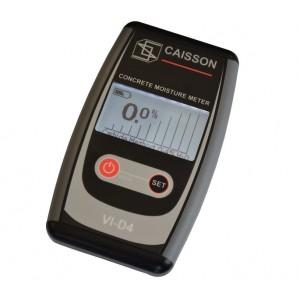 Caisson VI-D4 Pinless Concrete Moisture Meter