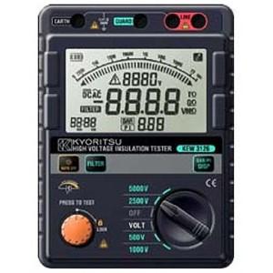 Kyoritsu 3126 Digital High Voltage 5kV Insulation Tester