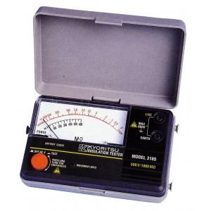 Kyoritsu 3165 Analogue Insulation Tester