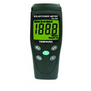 Tenmars TM-206 Solar PV Irradiance Meter