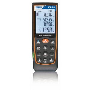 Ht Italia iDM70 - Professional Laser Meter