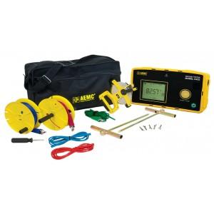AEMC 6422 Ground Resistance Tester 150-ft Kit | Test Equipment Australia