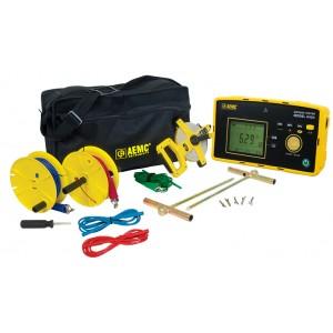 AEMC 6424 150-ft Digital Ground Resistance Tester Kit | Test Equipment Australia