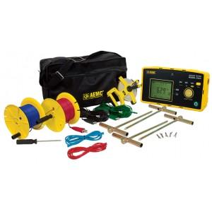 AEMC 6424 300-ft Digital Ground Resistance Tester Kit | Test Equipment Australia