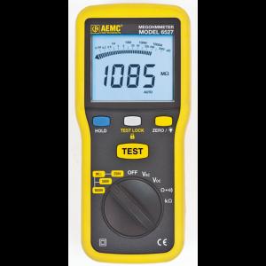 AEMC 6527 Portable Insulation Resistance Tester