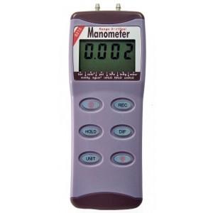 Digital Differential Pressure Manometer 0-15 PSI