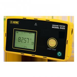 AEMC 6422 Ground Resistance Tester | Test Equipment Australia
