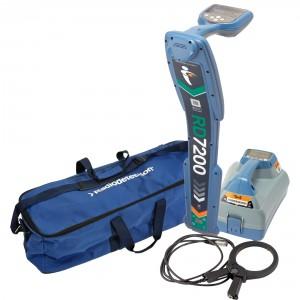 Radiodetection RD7200 Precision 5-Watt Cable and Pipe Locator Kit | Test Equipment Australia