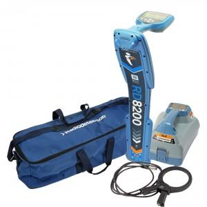 Radiodetection RD8200 Precision 5-Watt Cable and Pipe Locator Kit | Test Equipment Australia