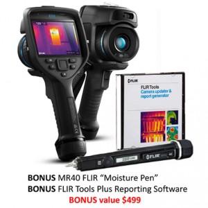 FLIR E53 Thermal Imaging Camera | Test Equipment Australia