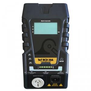 TnT-RCD 20A PAT Tester | Test Equipment Australia