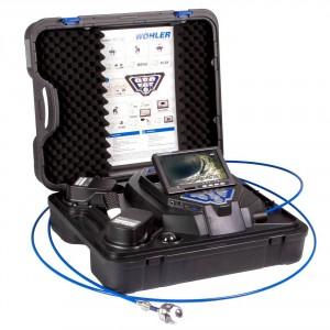 Wohler VIS 350 PLUS Professional Set Sewer Inspection Camera| Test Equipment Australia
