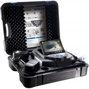 Wohler VIS 350 PLUS Mini Pan & Tilt Inspection Camera | Test Equipment Australia