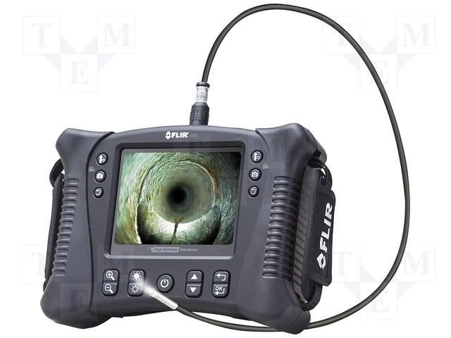 flir vs70 borescope video inspection camera. Black Bedroom Furniture Sets. Home Design Ideas