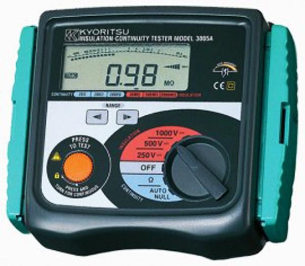 Kyoritsu 3005a Digital Insulation And Continuity Tester